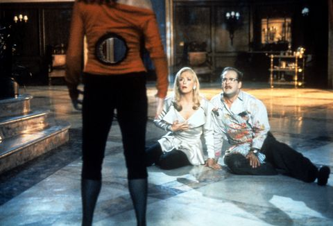 Meryl Streep And Bruce Willis In 'Death Becomes Her'