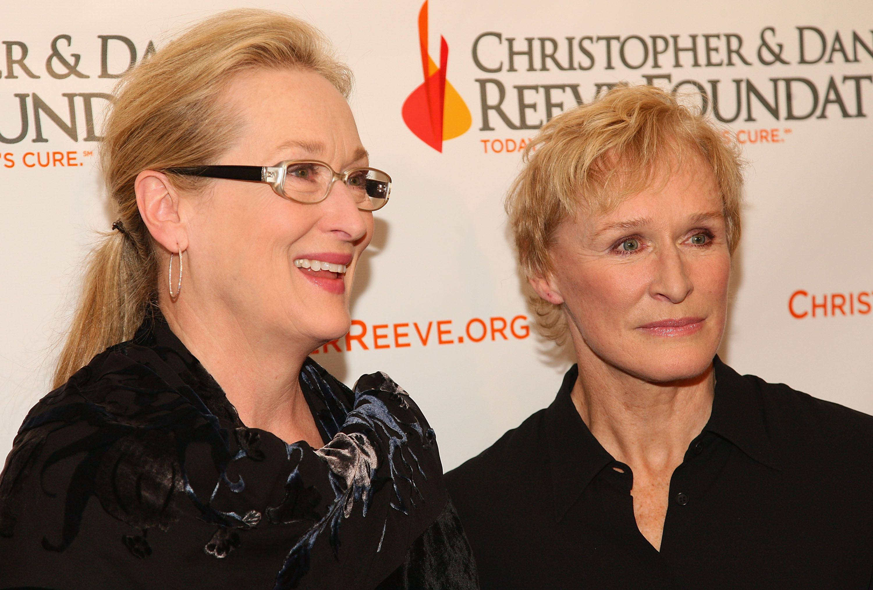 "Meryl Streep and Glenn Close Streep spoke to The New York Times in 2012 about being mistaken for Close. ""On behalf of Glenn Close and me, who are often mistaken for each other, there should be no illusions,"" she said."