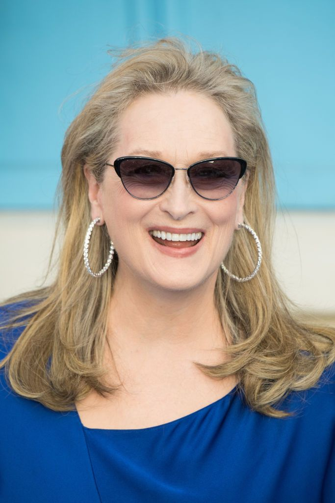 Meryl Streep'Mamma Mia! Here We Go Again' - UK Premiere - Red Carpet Arrivals