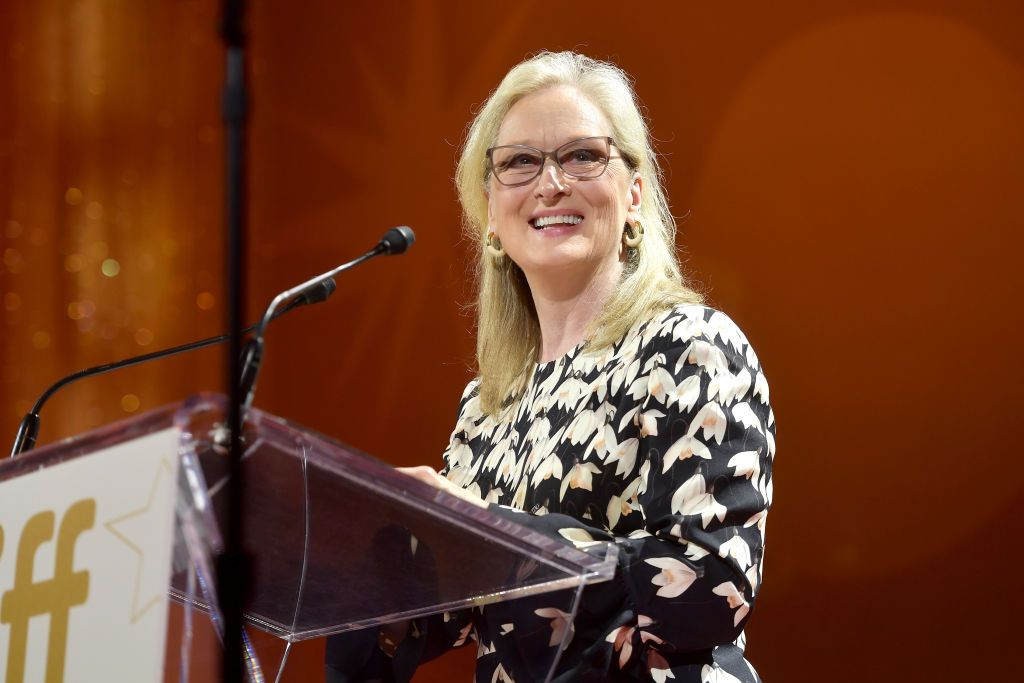 Meryl Streep had a very boozy video-call and became our new quarantine icon