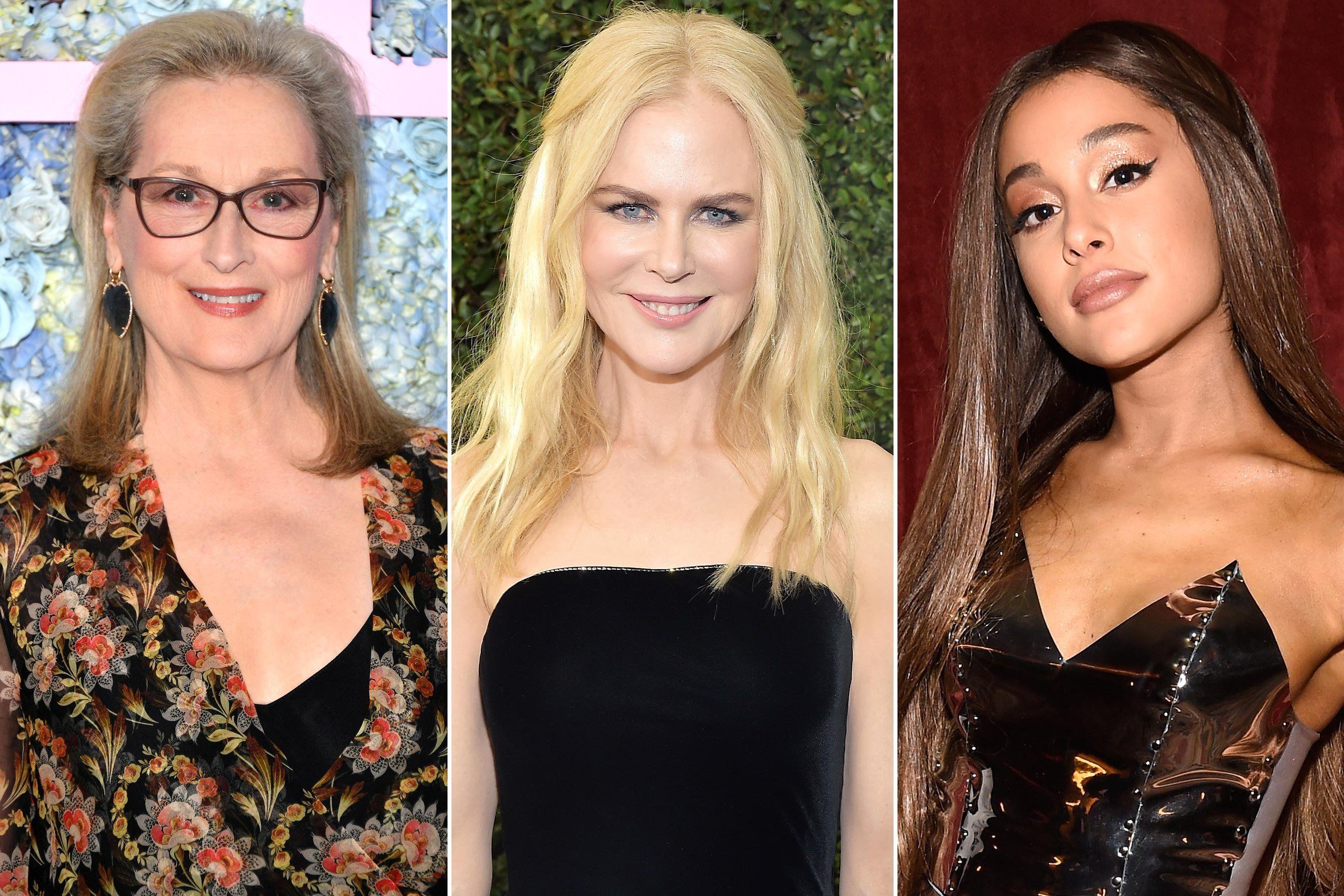 Meryl Streep y Ariana Grande protagonizan 'The Prom'