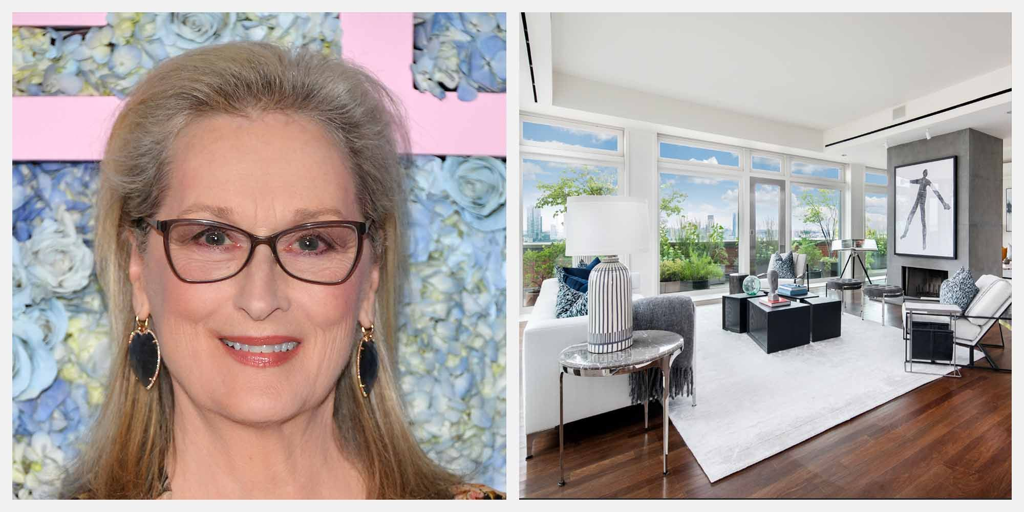 Meryl Streep's Luxurious Tribeca House is on Sale for $18.3 Million