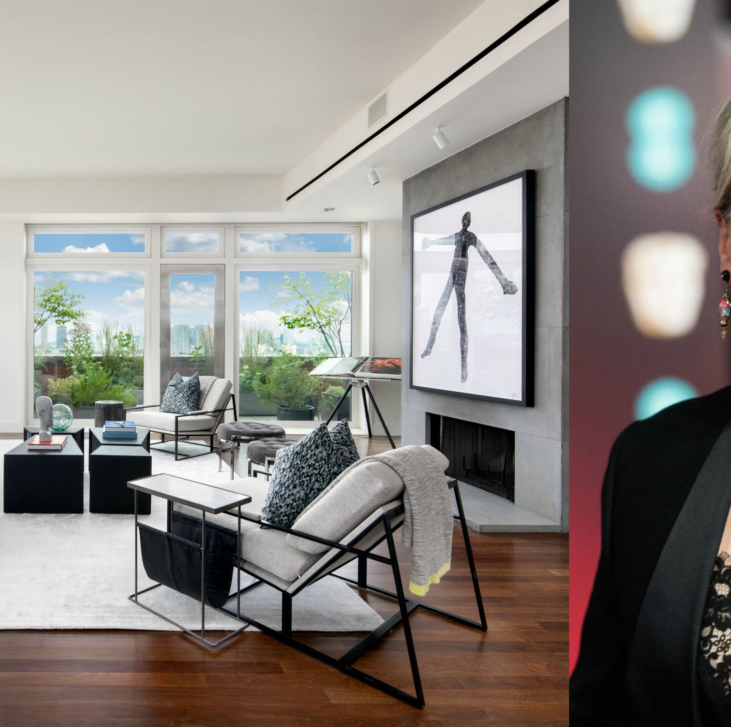 Meryl Streep's New York City Penthouse Apartment Is Back On The Market For .25 Million