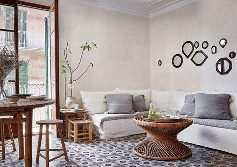 la casa en Mallorca de Tine Kjeldsen, dueña de Tine K Home