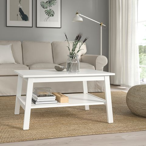 mesa de centro lunnarp de ikea
