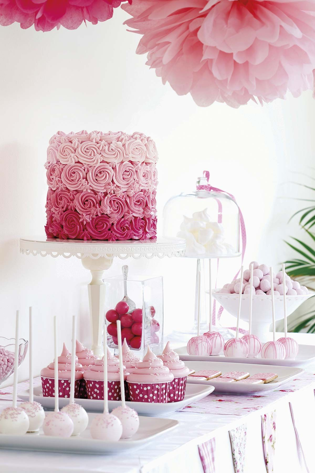 Ideas para montar una Baby Shower