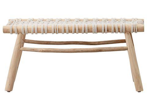 mesa con cuerdas