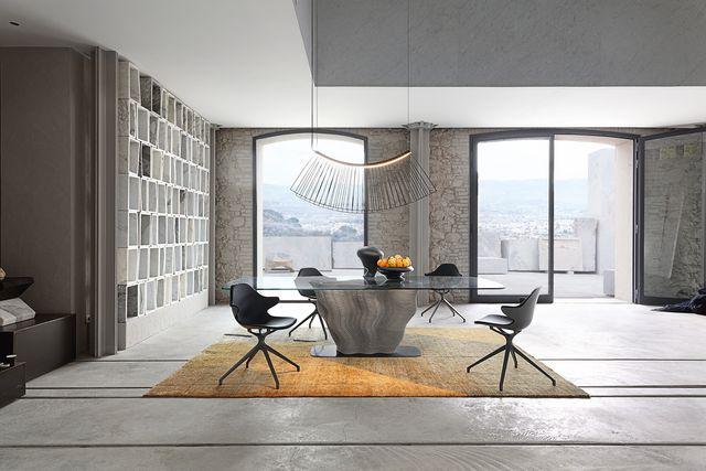 mesa impresa en 3d roche bobois
