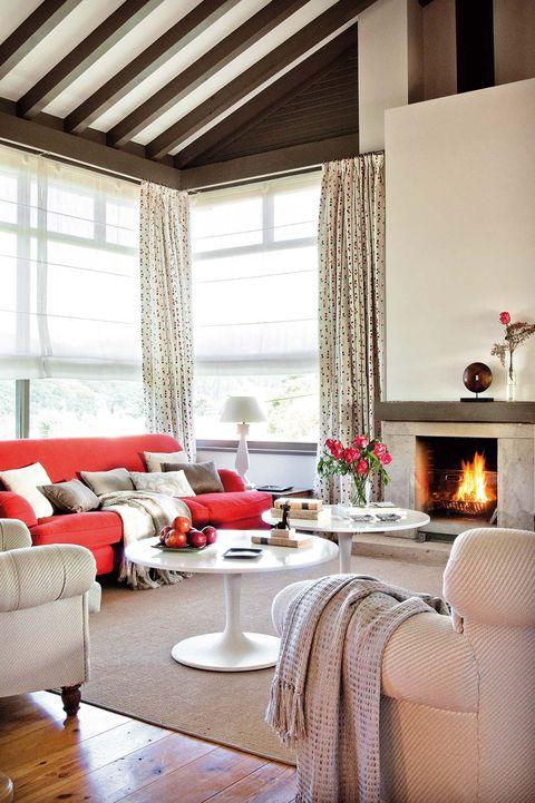 12 Ideas para disfrutar de una casa calentita