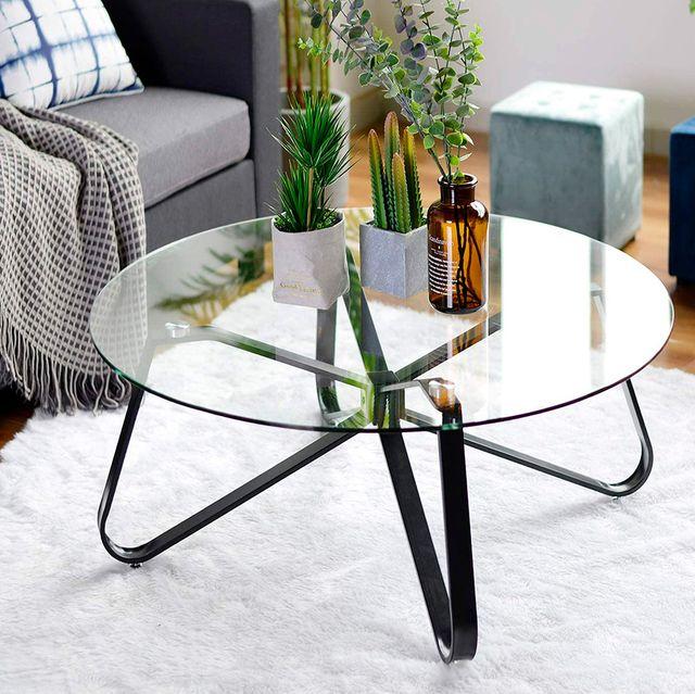 mesas de centro de amazon