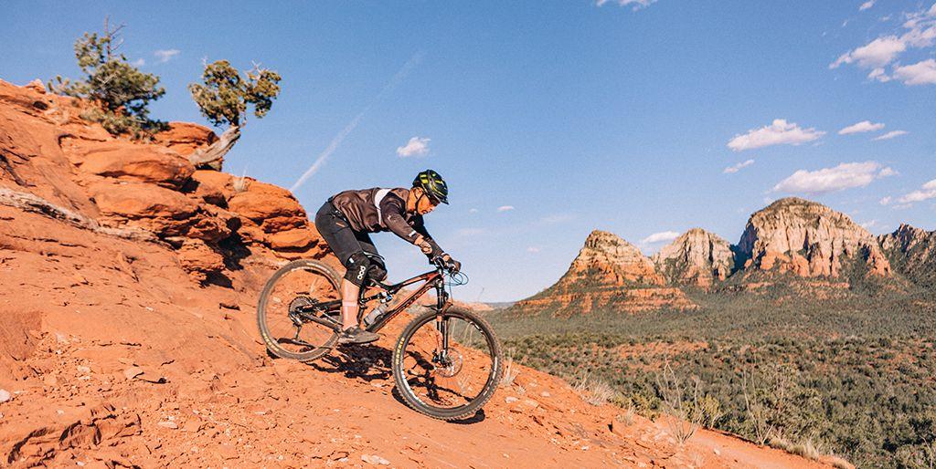 Mescal Mountain Bike Trail