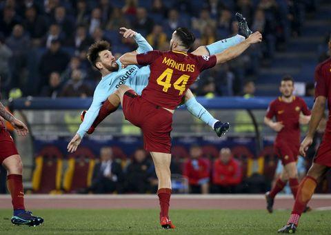 Lionel Messi AS Roma FC Barcelona