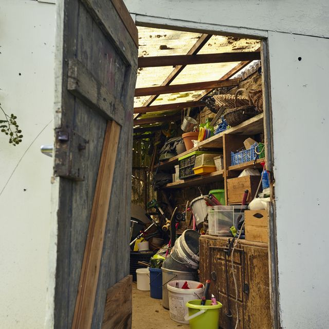 15 Shed Storage Ideas That You Can, Garden Shed Plan Uk