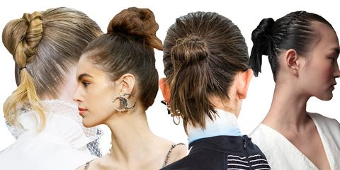 AW18 Hair Trends