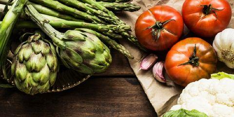 Voedingswaarden groente