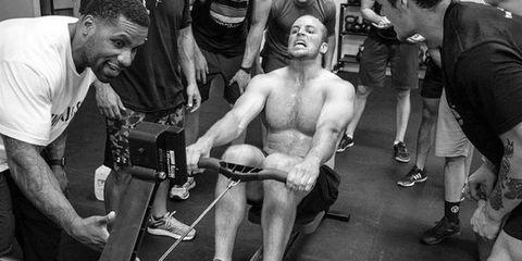 test fitheid