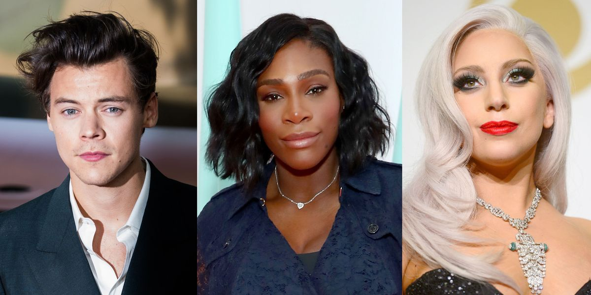 Lady Gaga Harry Styles And Serena Williams Will Co Chair The 2019 Met Gala Met Gala Theme 2019
