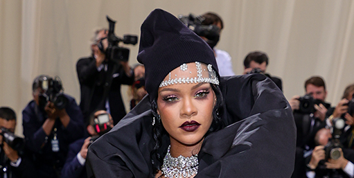 You have to see these pictures of Rihanna's mullet from the back - Cosmopolitan UK