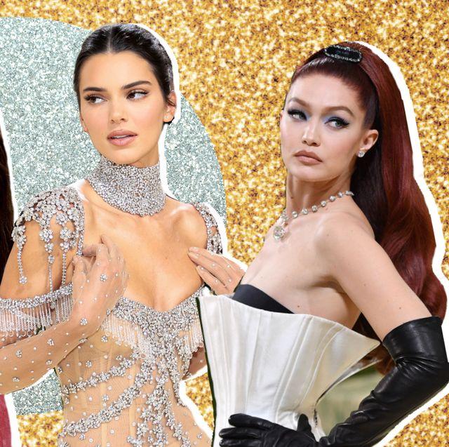 billie eilish, rosalía, kendall jenner y gigi hadid, en la met gala 2021