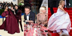 11 of the most awkward Met Gala moments of all time