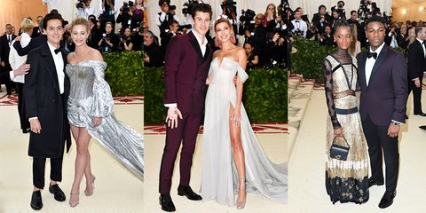 c2650e4d 7 Best Celebrity Couples at the 2018 Met Gala - Couples Who Attended ...