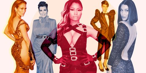 7efaa56b14c The 53 Most Out-There Outfits From the Met Gala Red Carpet, Ever