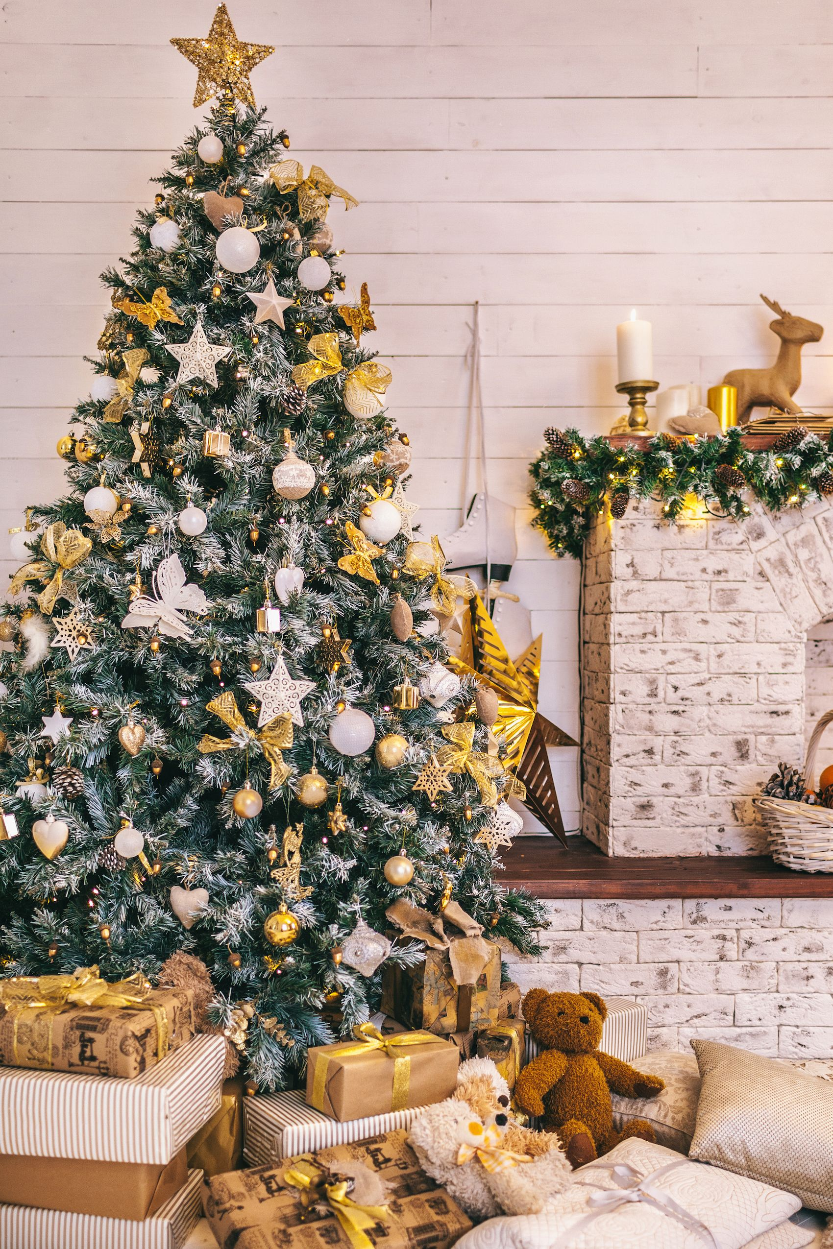 50 Decorated Christmas Tree Ideas , Pictures of Christmas