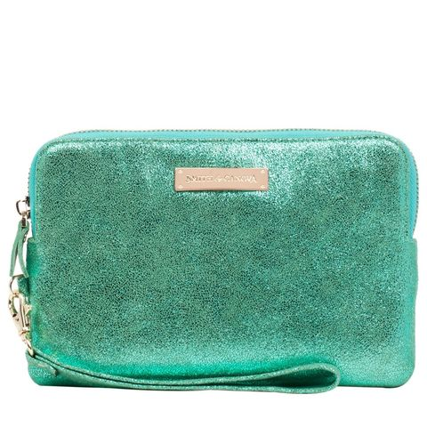 Aqua, Green, Turquoise, Bag, Fashion accessory, Teal, Handbag, Turquoise, Wallet, Coin purse,