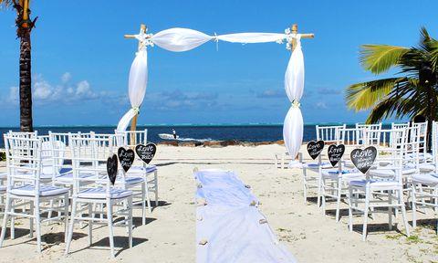 Matrimonio Spiaggia Inverno : Mete matrimonio tropici: i paesi più belli dove sposarsi