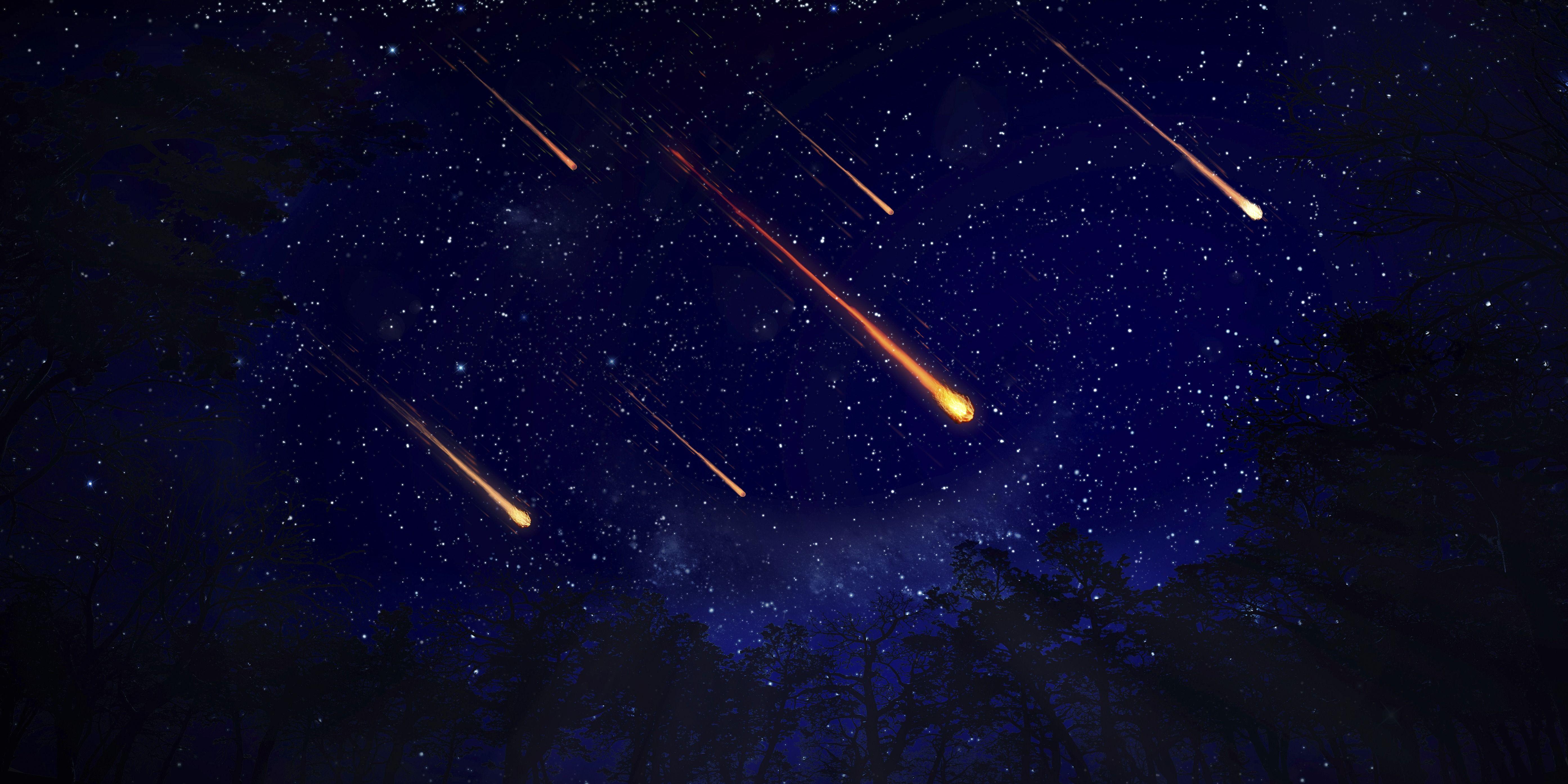 """Le """"stelle cadenti d'inverno"""" esistono, si chiamano Geminidi e puoi osservarle stanotte"""