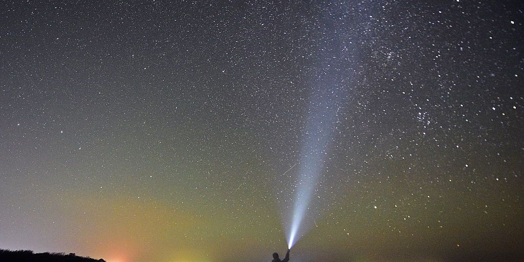 The Orionids Meteor Shower Will Be Next Week