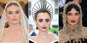 Met Gala Hair And Makeup