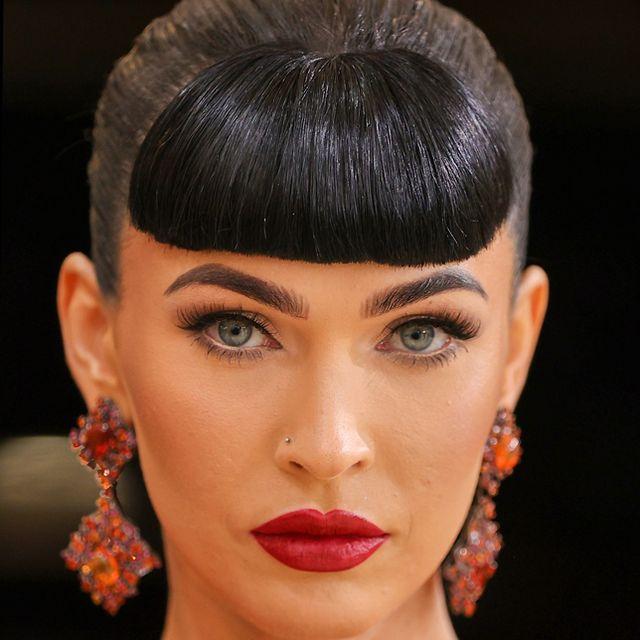 met gala 2021 hair makeup