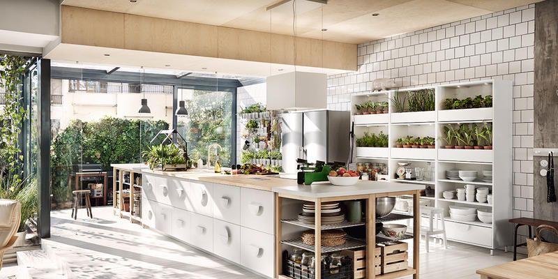 Metod La Cucina Secondo Ikea
