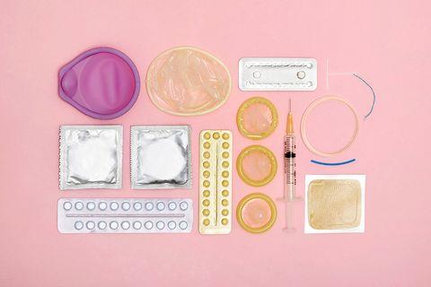 Pink, Circle,