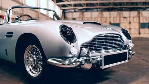 Aston Martin DB5 Junior James Bond