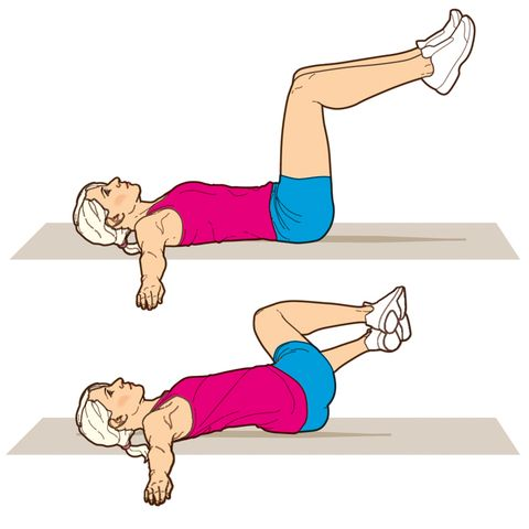 abs workout for beginner runners