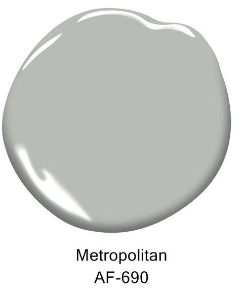 benjamin moore metropolitan