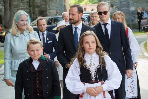 Mette-Marie y Marius Borg: la princesa defiende a la novia de Marius
