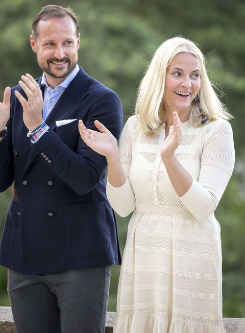 Haakon, Mette-Marit, Príncipes de Noruega, Familia Real Noruega, Mette Marit y Haakon, Principe Haakon