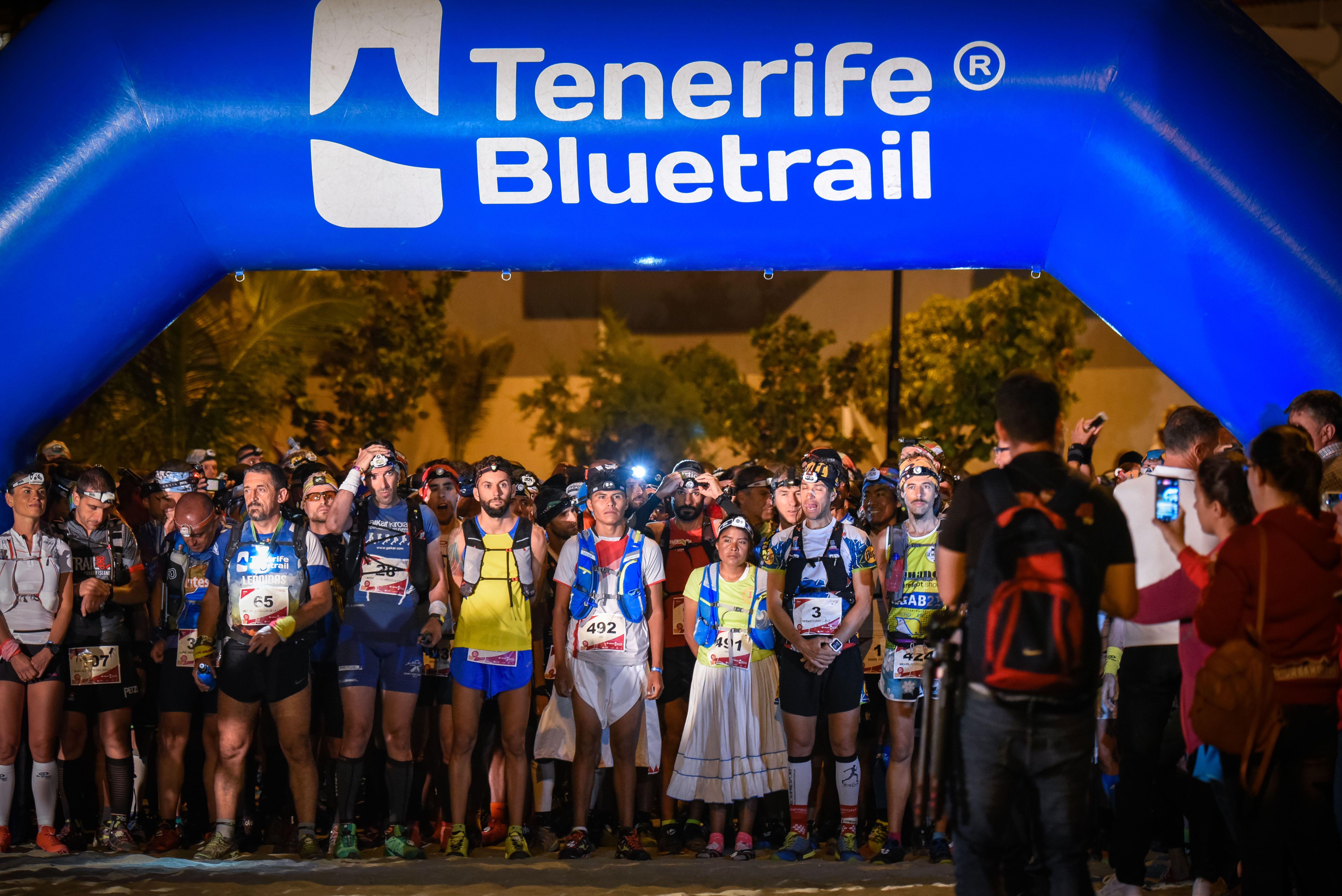 La Tenerife Bluetrail será Campeonato de España individual y de selecciones en 2021