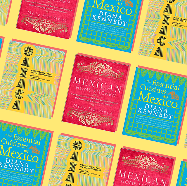 best mexican cookbooks