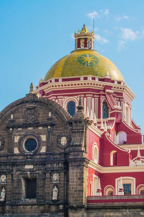 mexican landmarks puebla