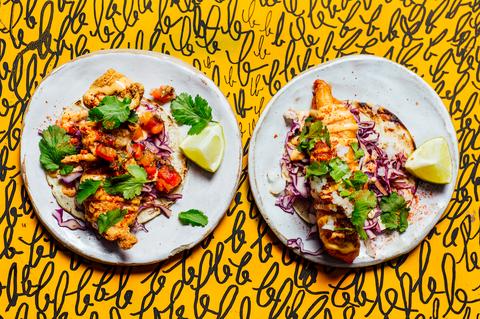 mexican restaurant london