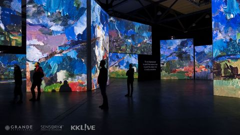 印象‧莫內—光影體驗展
