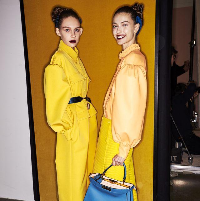 Yellow, Fashion, Costume, Fashion design,