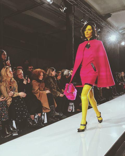 36dd16d88 Carlotta Oddi Style - Milan Fashion Week Fall 2018 Carlotta Oddi