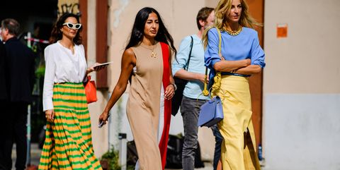 0c8e7444aae The Best Street Style from Milan Fashion Week