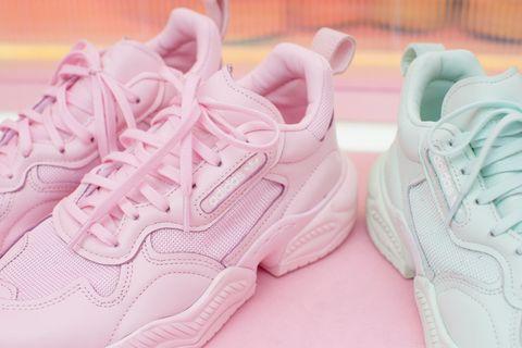 ADIDAS ORIGINALS SUPERCOURT RX 棉系糖色系球鞋鞋身細節一次帶你看
