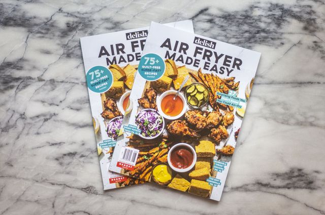 air fryer made easy delish